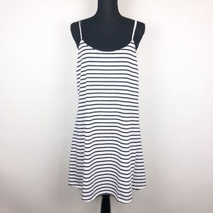 Dresses & Skirts - Striped Coverup | L